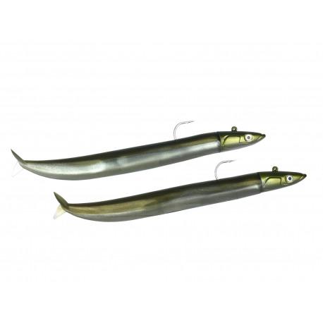 Crazy sand eel 120 double combo