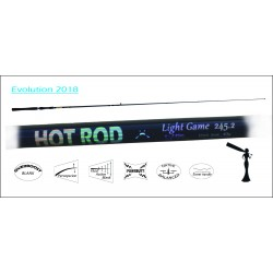 Hot rod light game overboost