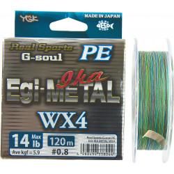 G-soul WX4 egi & metal D700