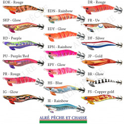 Squid Jig ve-22 3.0