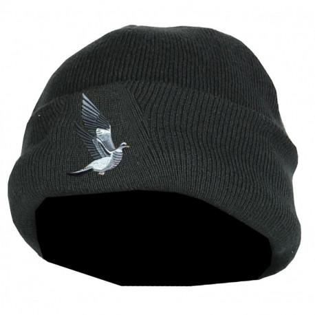 Bonnet broderie palombe - 2469