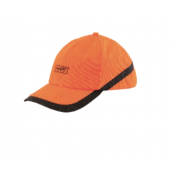 Casquette Wild-c orange