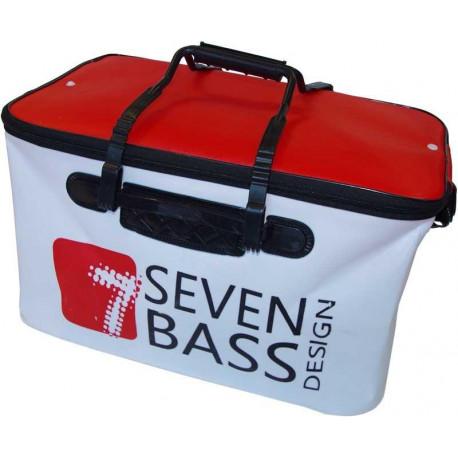 Seven Bass Bakkan Soft Blanc et Rouge