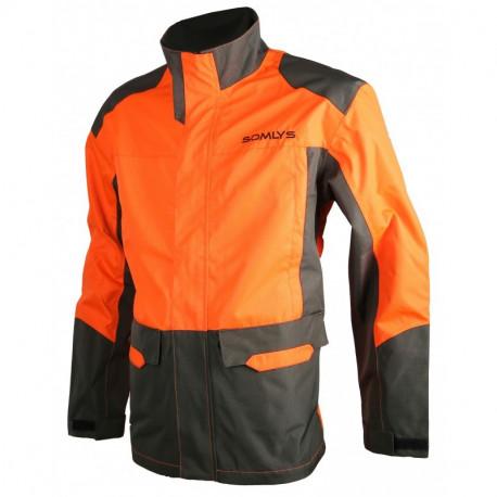 Veste traque orange 433