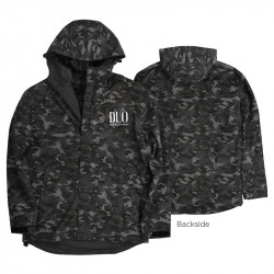 Windbreaker Jacket camo
