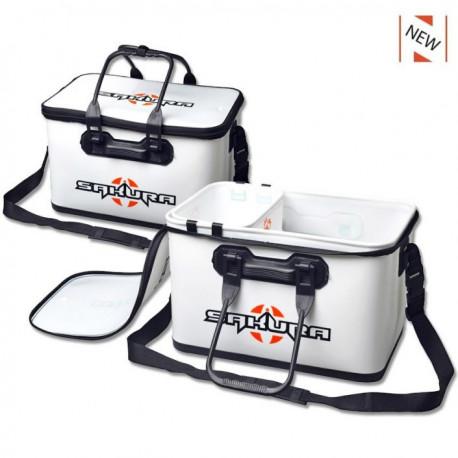 bakkan bag 36.5 l + clayette clipsable 4 l