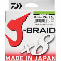 J-Braid x8 Multi