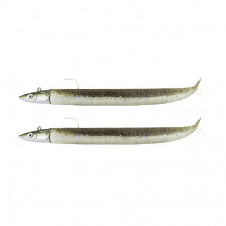 Crazy sand eel 120 combo offshore