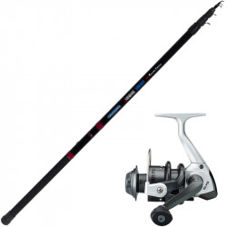 Ensemble Canne Zombie rc + Moulinet Black Trout 101 FD