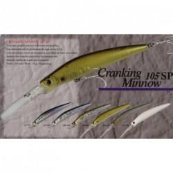 Cranking Minnow 105 SP