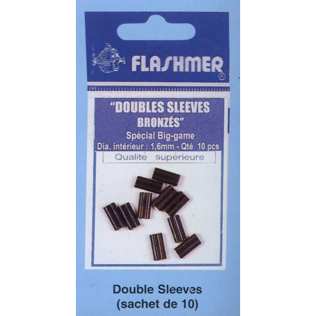 Doubles Sleeves Big Game