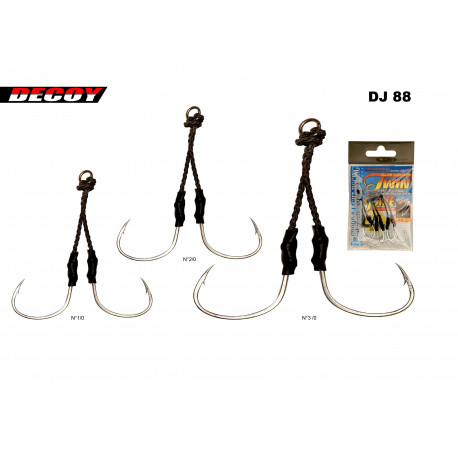 Assist hook Twin Pike DJ-88