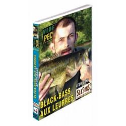 Black-bass aux leurres