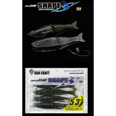 Jointed Claw Shape-S