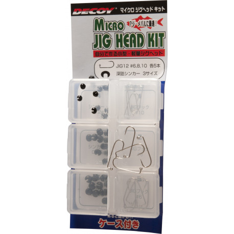 Micro Kit Jig Head