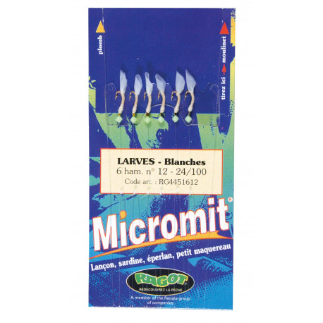 Micromit Larves
