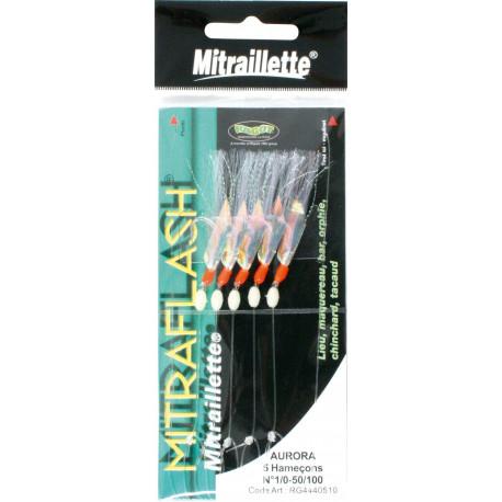 Mitraflash pack 3