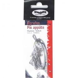 Agrafes Fix Appats