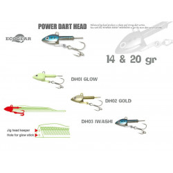 Power Dart Head