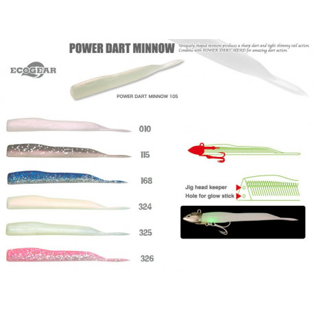 Power Dart Minnow