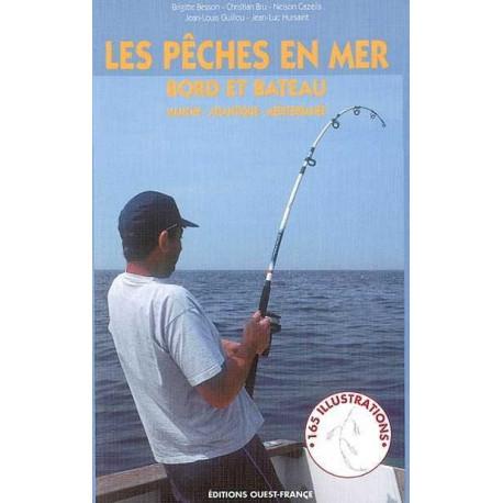 les pêches en mer bord et bateau