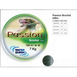 water queen passion brochet