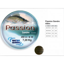 Water queen passion sandre