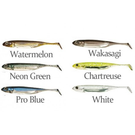 Fish arrow flash-j shad