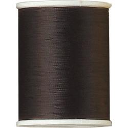Bobine de fil ligature textile noir