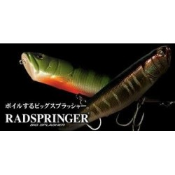 Radspringer big splasher