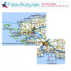 Cartes Navikayak