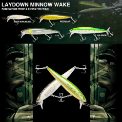 Laydown Minnow