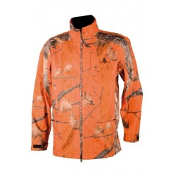 Veste Polyester Camou Orange