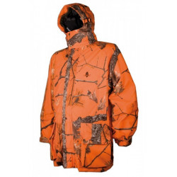 Veste 3 en 1 Camouflage Orange Fire