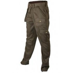 Pantalon Polyester Coton Vert T650