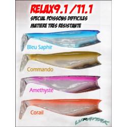 LURATTAK - RELAX9.1 et RELAX11.1 - Queues de rechange
