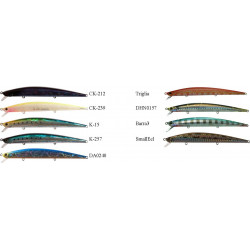 Tide 140 Minnow Slim Flyer