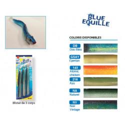 Corps de Blue Equille