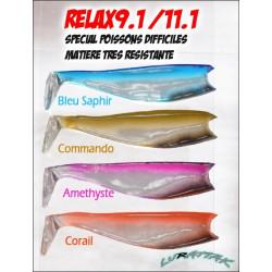 LURATTAK - RELAX 9.1 / 11.1 - Combo prêt à pêcher