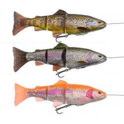 4D Line thru trout