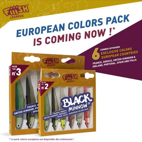 European colors pack 2017