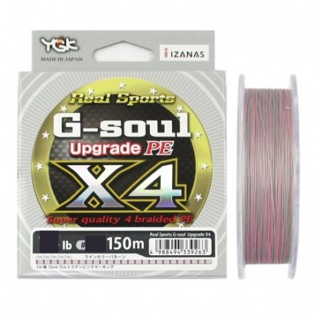 Tresse WX4 G soul upgrade