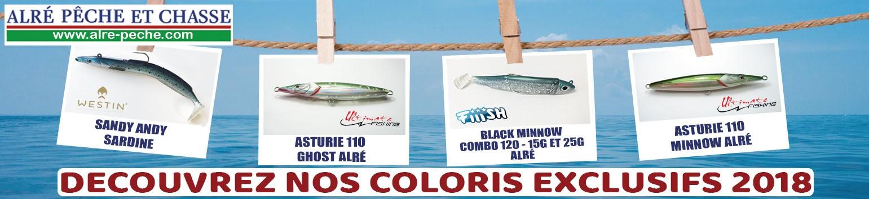 Coloris exclusifs