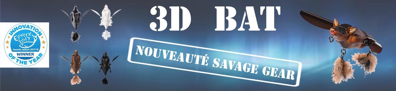 3D BAT SAVAGE GEAR