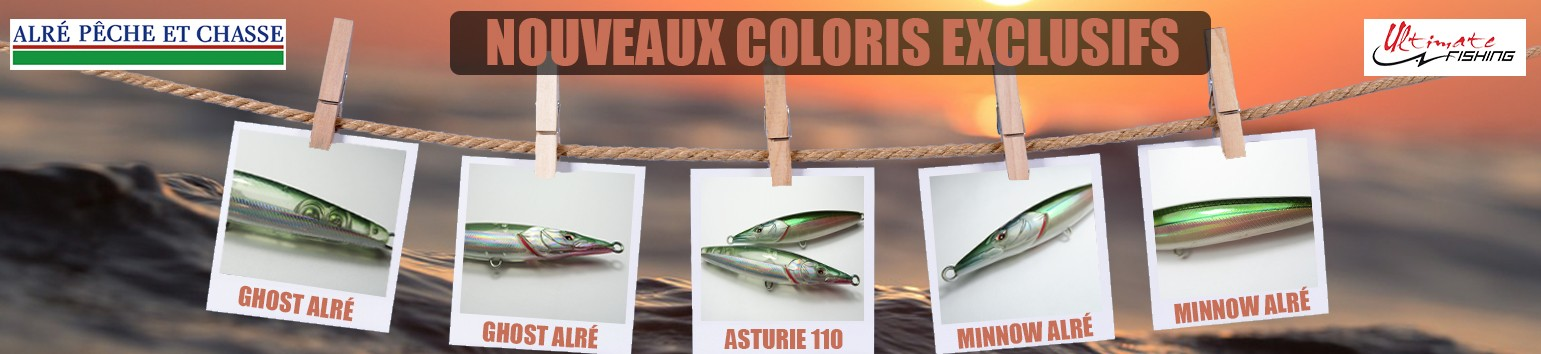 Coloris exclusif ultimate