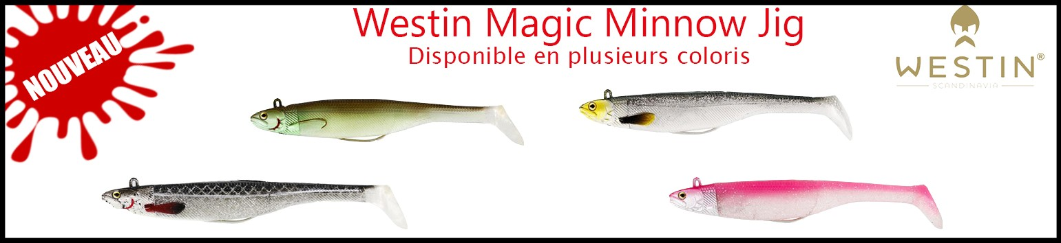 Magic Minnow Jig