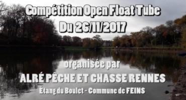 Open Float Tube Rennes