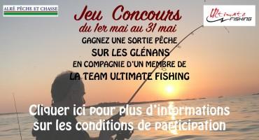 Jeu concours Ultimate Fishing